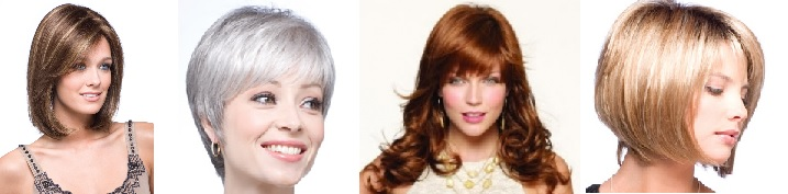Latest ladies wig styles at www.naturalwigs.co.uk